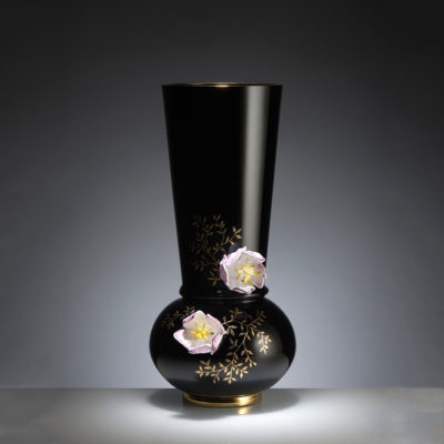 Goldberg Rose Collection Vase