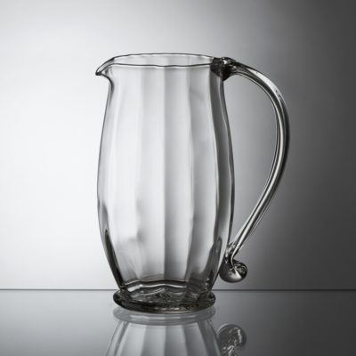 Goldberg Jug Old Garden Collection, grey crystal